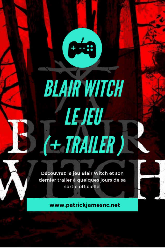 Blair witch Le jeu (+ trailer ) Pinterest