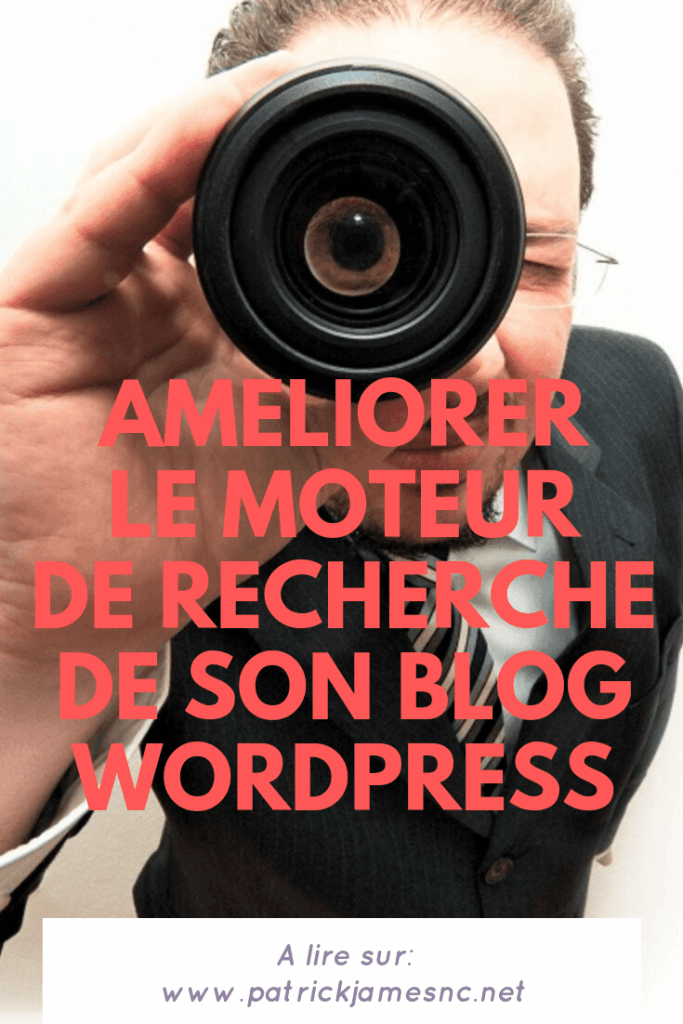 Ameliorer blog recherche wordpress plugin tuto pinterest patrickjamesnc