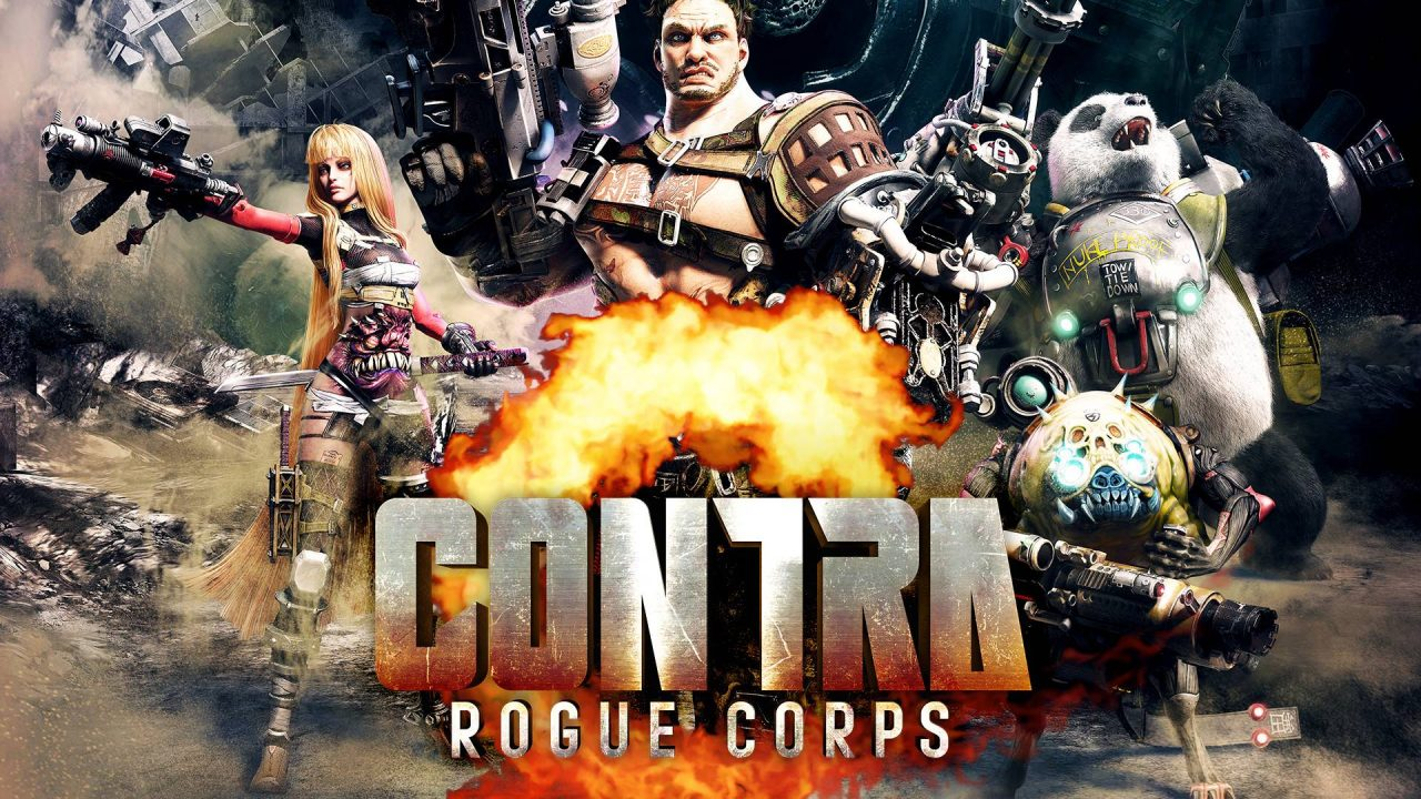 Contra: Rogue Corps en promo sur PC, Xbox One et Switch