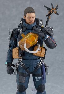 Death Stranding la figurine Figma Sam Porter Bridges DX Edition 4