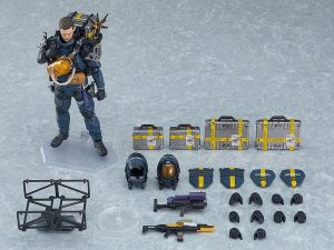 Death Stranding la figurine Figma Sam Porter Bridges DX Edition Une